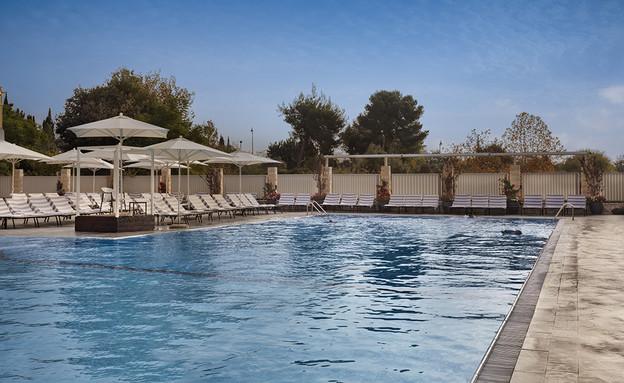 מלון ענבל (צילום: אסף פינצוק)