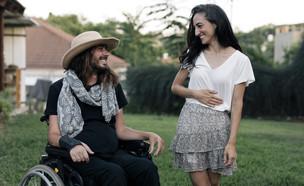 ענת מלמוד ולירון אטיה (צילום: רינת אטיה)