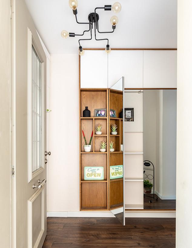 ארון חשמל, עיצוב ניצן קופרארד רז, ג (צילום: אורית ארנון)