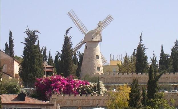 """ירושלים של הירושלמים (צילום: פמ""""י)"""