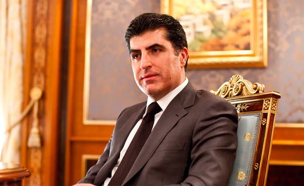 נצ'ירוואן ברזאני,נשיא החבל הכורדי