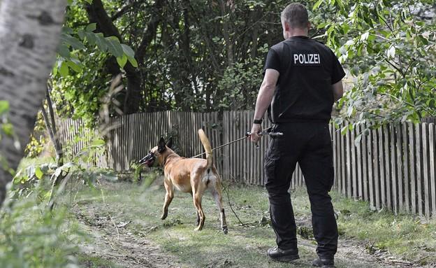 החיפושים אחרי גופת מדלן מקאן בגרמניה