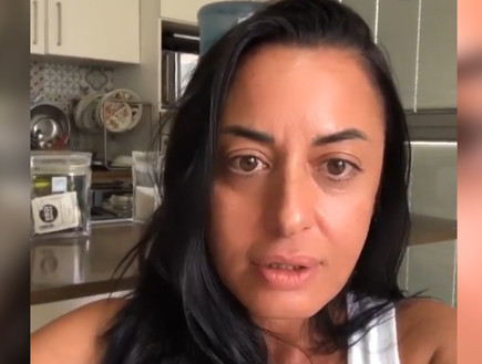 """בזמן הסגר: מאיה בוסקילה טסה לחו""""ל"""