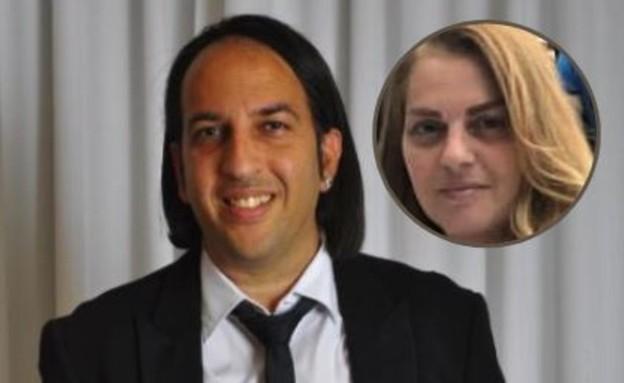 אליקו ואשתו, יולי 2020 (צילום: האולפנים המיוחדים, פרטי)