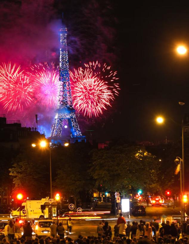 פריז (צילום: Edward Berthelot Getty Images)