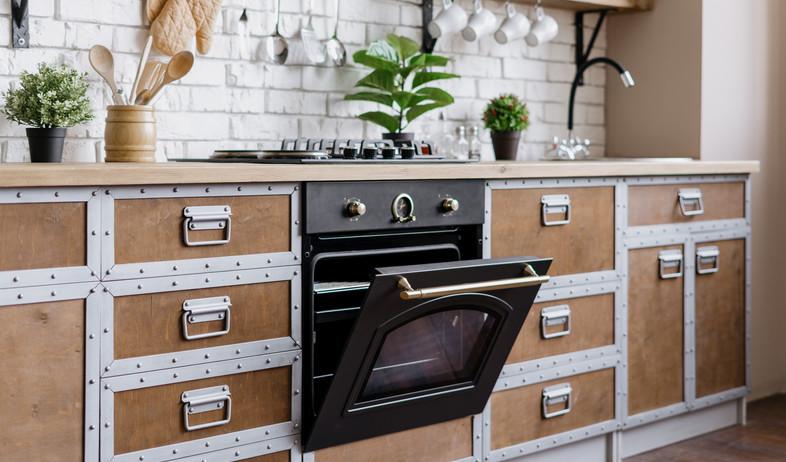 מטבח, תנור אפייה (צילום:  brizmaker, Shutterstock)