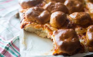 כריכי פיצה אפויים (צילום: קרן אגם, אוכל טוב)