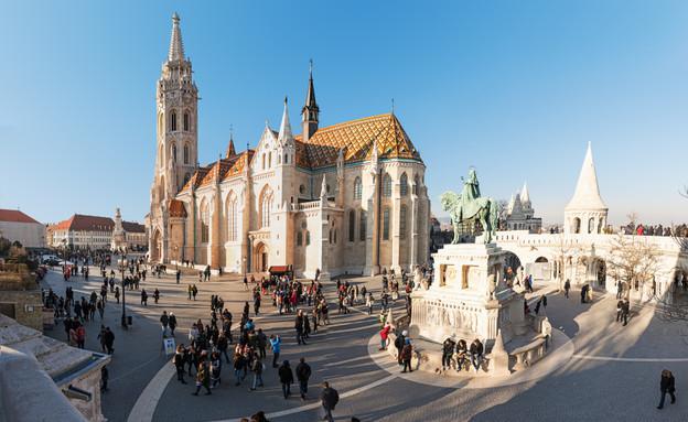 מטייאש כנסיית (צילום: eivanov)