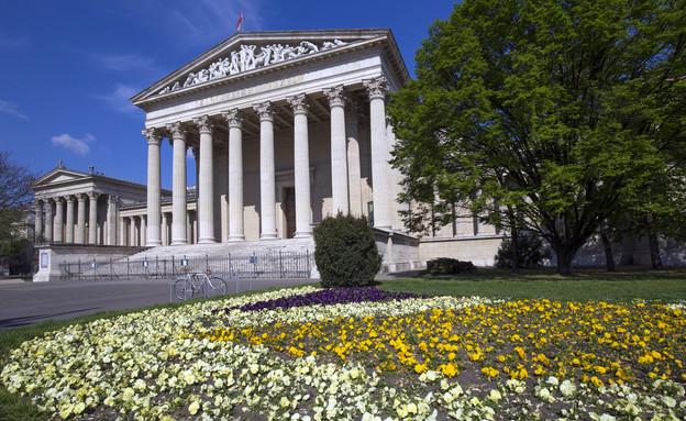 מוזיאון האומנות היפה (צילום: posztos)