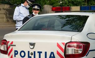 משטרת רומניה (צילום: Cristi Croitoru, shutterstock)
