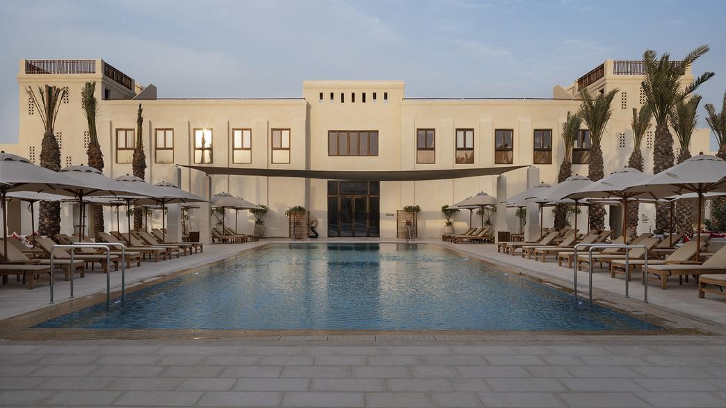 מלון קדמא (צילום: אסף פינצ'וק)