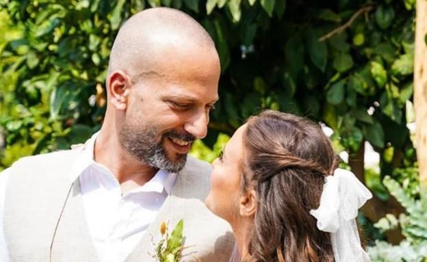 עידו חמדי התחתן. אוגוסט 2020 (צילום: בר תירם)