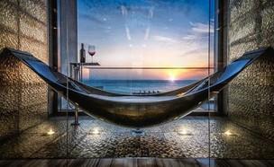 ערסל אמבטיה (צילום: sameralrawas דרך אינסטגרם Splinterworks)