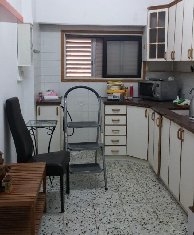 דירה בתל אביב, עיצוב שיר מרגולין, ג, לפני שיפוץ