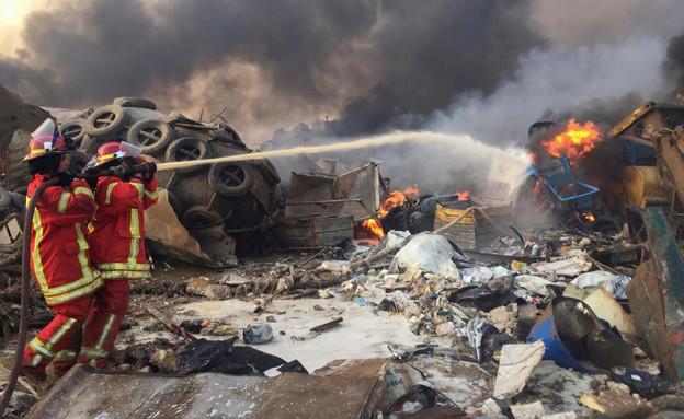 פיצוץ, ביירות, לבנון
