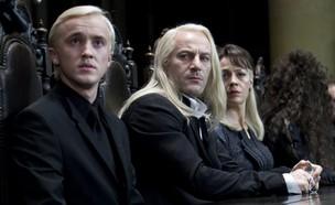 """ג'ייסון אייזקס, טום פלטון, """"הארי פוטר"""" (צילום: Warner Bros. Pictures)"""