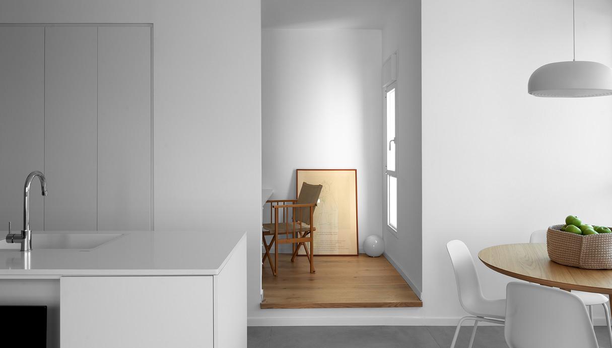 דירה בחיפה, עיצוב מיכאל פלד