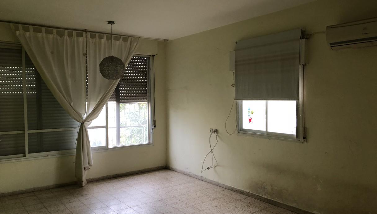 דירה בחיפה, עיצוב מיכאל פלד, לפני שיפוץ