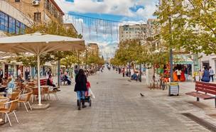 אחת הערים הגדולות בארץ (צילום: rasika108, shutterstock)