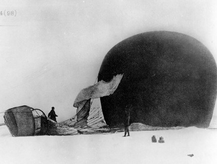 הגופה שראשה נערף ויומן המסע שחשף הכל: מה קרה במסע לקוטב הצפוני בכדור פורח?