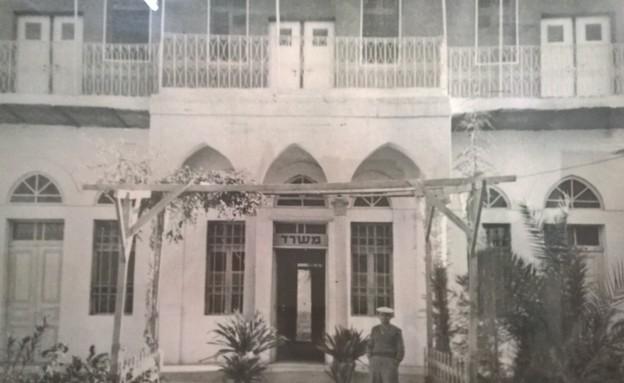 מלון בבאר שבע (צילום: גואל דרורי)