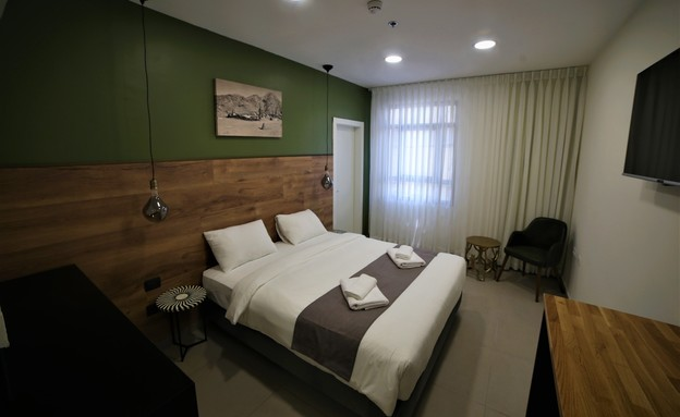מלון בבאר שבע (צילום: שלו מיוני)