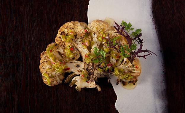 """מסעדת צמח - כרובית (צילום: נועם פריסמן, יח""""צ)"""