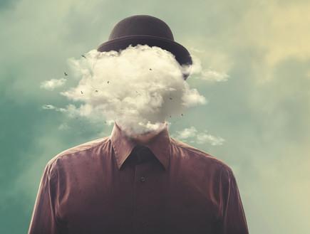 מוח חלום  (צילום: shutterstock)
