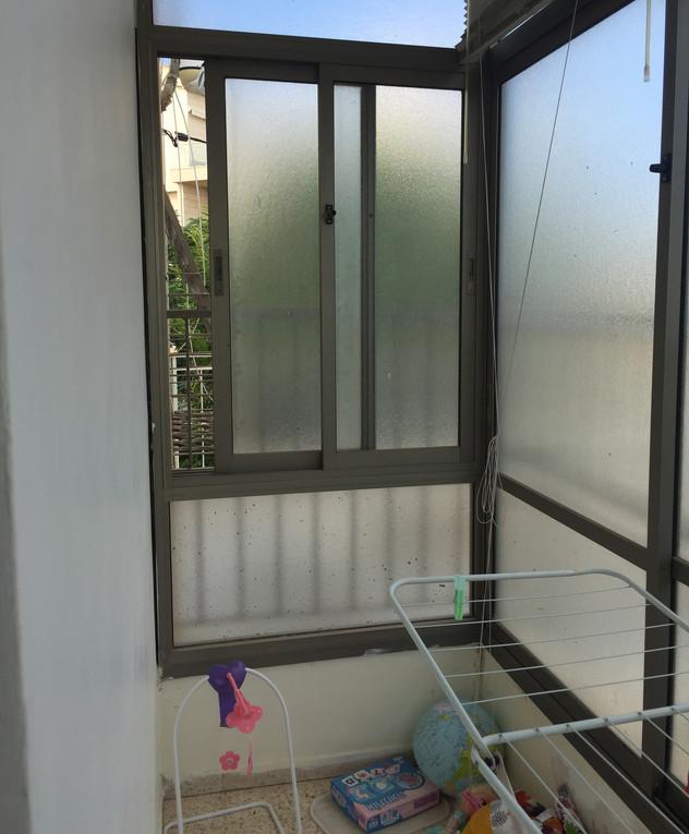דירה בחיפה, עיצוב מיכאל פלד, ג, לפני שיפוץ