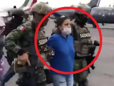 חטיפה, עינויים ורצח: נעצרה אשת הקרטל המסוכנת ביותר במקסיקו