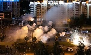 המהומות בבלארוס לאחר הבחירות