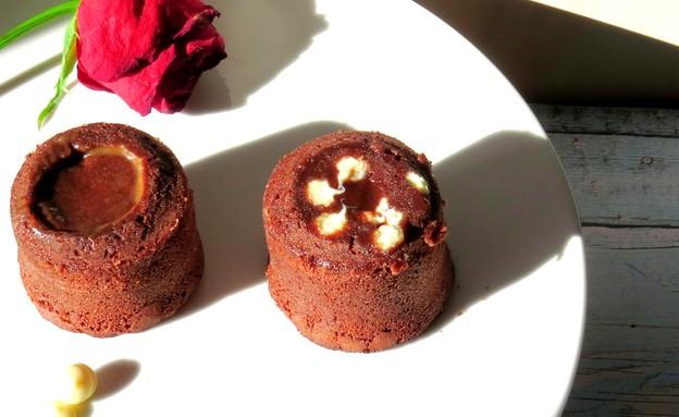 פינוק שוקולד (צילום: שרון ברקוביץ', BERKO MADE)