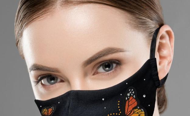 מסיכה (צילום: Mask unshy, pinterest)