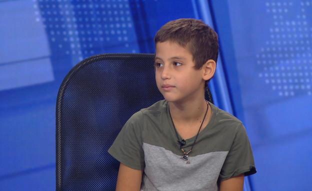 רווה בן ה-8 נאבק בסרטן וזקוק לטיפול מיוחד: