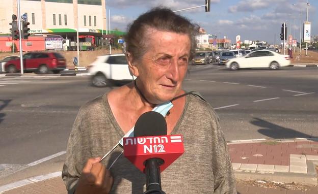 בגלל הקורונה: בת ה-67 הידרדרה לקיבוץ נדבות