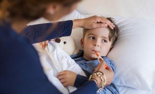 חום לילד (צילום: Rido, shutterstock)