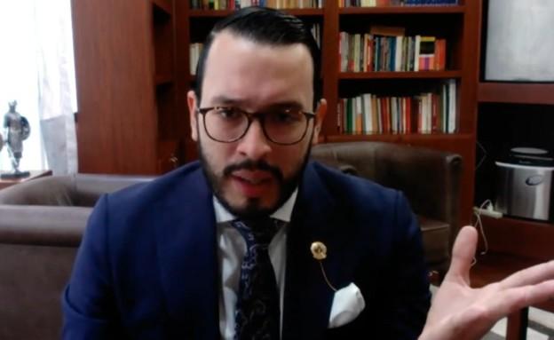 הקטור גבריאל ונגאס (צילום: צילום מסך טוויטר)