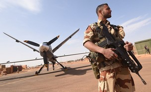 לוחמים (צילום: DOMINIQUE FAGET/AFP, GettyImages)