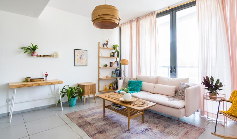 דירה בתל אביב, עיצוב פזית קורן - 13 (צילום: רותם פריפר)