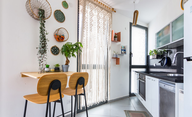 דירה בתל אביב, עיצוב פזית קורן - 14 (צילום: רותם פריפר)
