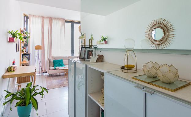 דירה בתל אביב, עיצוב פזית קורן - 15 (צילום: רותם פריפר)
