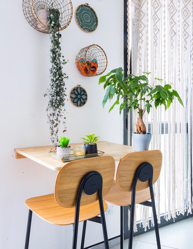 דירה בתל אביב, עיצוב פזית קורן, ג - 4 (צילום: רותם פריפר)