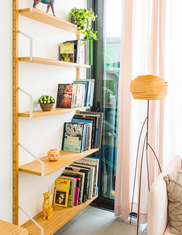 דירה בתל אביב, עיצוב פזית קורן, ג - 11 (צילום: רותם פריפר)