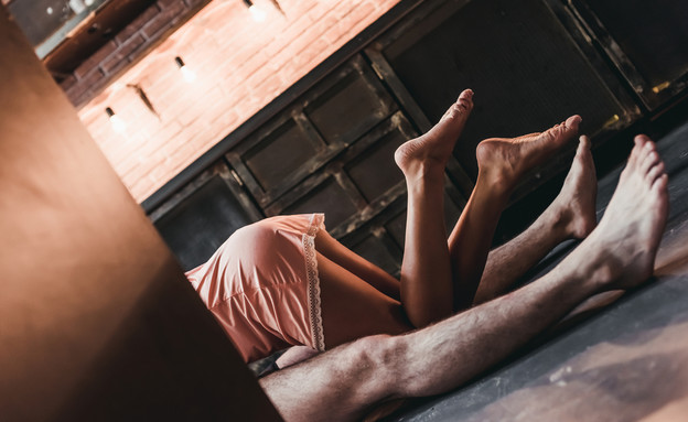 סקס במטבח  (צילום:  4 PM production | shutterstock)