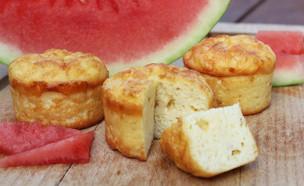 מאפינס גבינה (צילום: אסתי רותם, אוכל טוב)