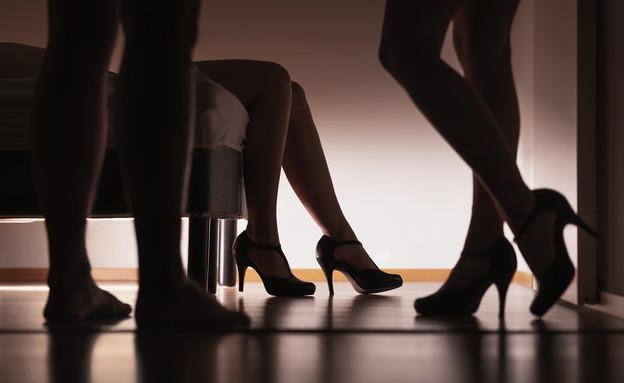 מסיבת סקס (צילום: צילום מסך מתוך ווטסאפ)