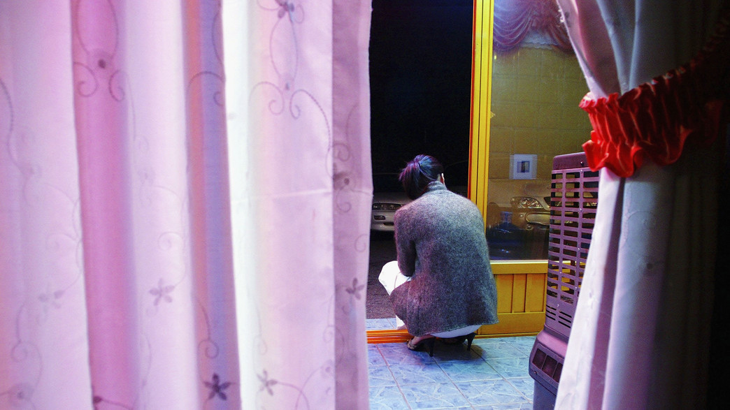 זנות אילוסטרציה (צילום: Chung Sung-Jun, GettyImages IL)