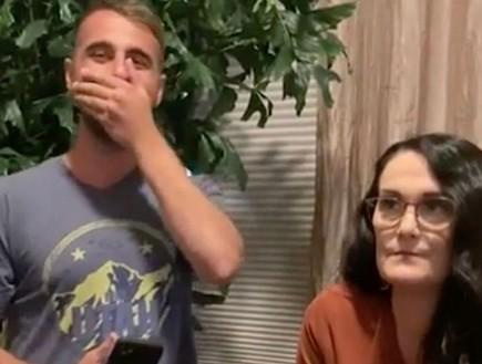 פאדיחה משפחתית: שלחה הודעת זימה לבעלה - אמה שלו קיבלה אותה