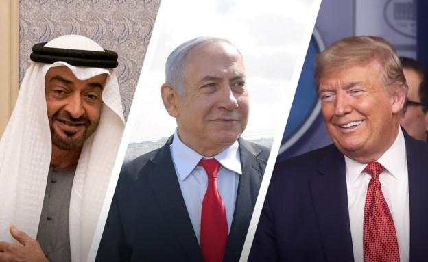 הסכם שלום בין ישראל לאיחוד האמריות
