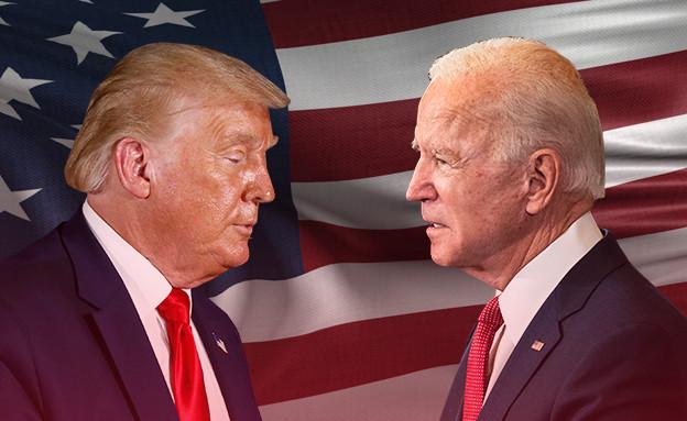 טראמפ וביידן